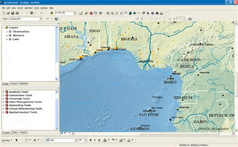 List Of Gis Software by Commercial Gis Software List Of Commercial Mapping Software Gis Geography
