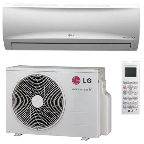 Ac Lg 1 Pk Hercules Mini lg ls090hev1 mega 8500 btu 19 0 seer inverter mini split air conditioner w heat ebay