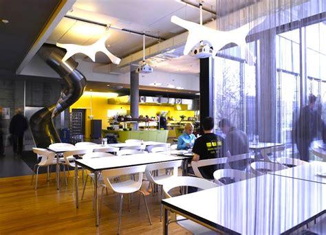 google employees in zurich zooglers have the world s coolest re google office in zurich by camenzind evolution 171 inhabitat