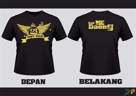 Kaos Baju Create Future hitam design studio design gallery best design
