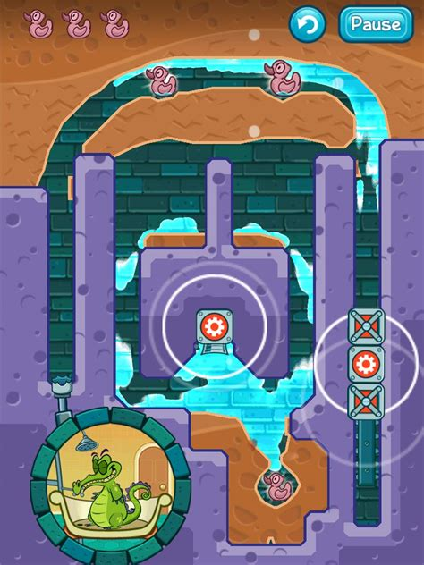 Wheres My Where S My Water A Squeaky Clean Physics Puzzler