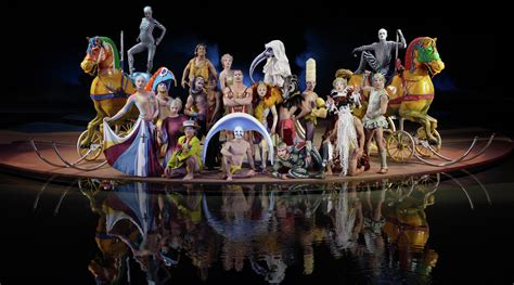 show in las vegas lista de cirque de soleil shows en las vegas