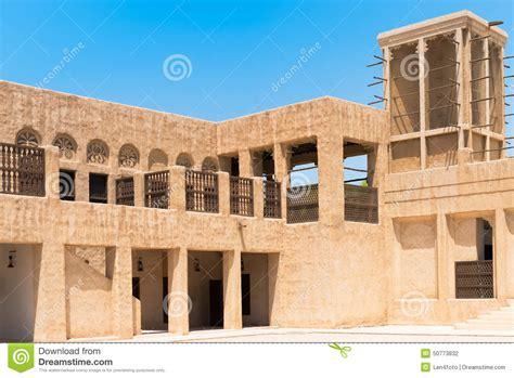 heritage style house plans heritage house in dubai stock photo image 50773832
