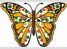 Green Butterfly Clipart Free Clipart Downloads Butterflies