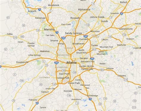 plane crash in atlanta shows fragility of region s highway