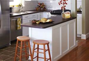 Design Ideas For Small Kitchen - small budget kitchen makeover ideas