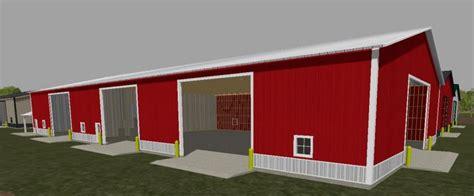 House Building Simulator 72x160 shop v1 0 farming simulator 2017 mods ls mods