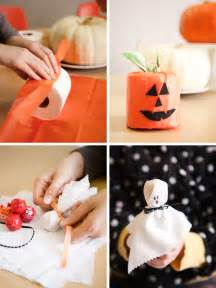 Easy Homemade Halloween Decorations For Kids One Charming Party Birthday Party Ideas Halloween