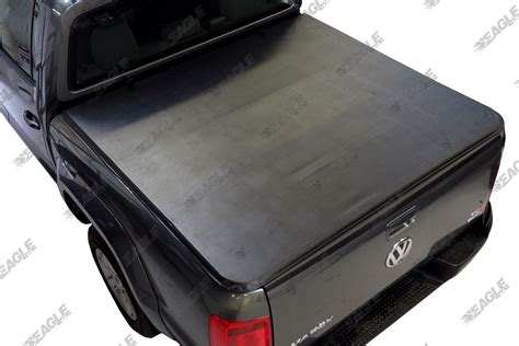 folding bed cover vw amarok soft tonneau cover eagle1 soft folding bed