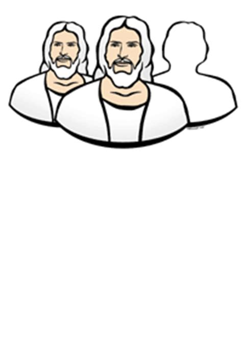 lds coloring pages godhead holy ghost getting a body ask grs q and a about