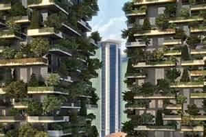Appartments In Milan by Bosco Verticale Vertical Garden Apartments In Milan