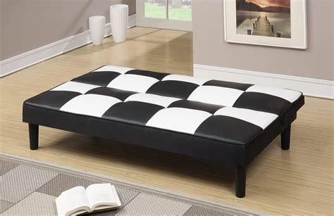 White Futon Cover by Black And White Futon Cover