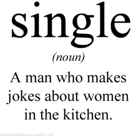 single jokes definitions