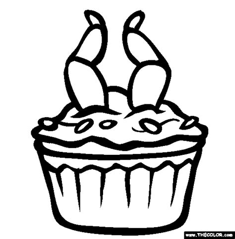 cupcake coloring page online frog legs cupcake online coloring page cupcake coloring