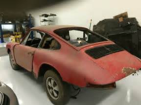Porsche 911 Project For Sale 1965 Porsche 911 Project For Sale Photos Technical