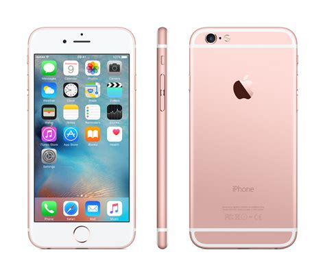 Iphone 6 16gb Gold Rosegold apple iphone 6 a gold 16gb