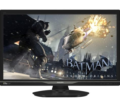 Phillips 278e8qjaw 27 Inch Gaming Monitor philips 272g5dyeb hd 27 quot lcd gaming monitor deals
