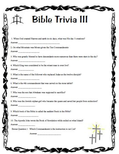 tattoo trivia questions answers free printable bible trivia questions and answers about