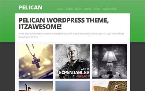 pelican themes gallery 150 best free wordpress portfolio themes 2018 187 css author