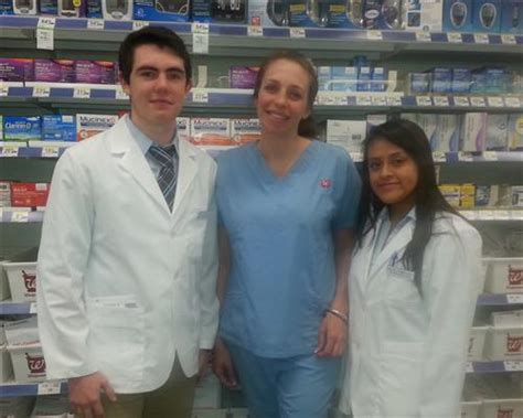Walgreen Pharmacy Tech by Two Students At Walgreens