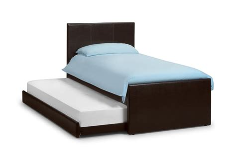 beds direct julian bowen cosmo guest bed with mattress option from 163
