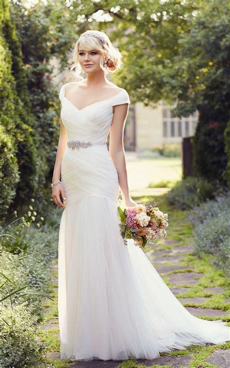 sophisticated wedding dresses essense of australia