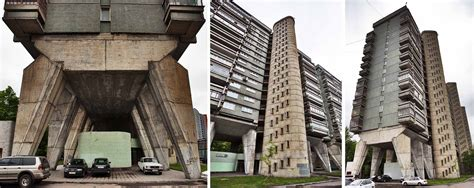 Brualist by Brutalist Architecture Rustnconcrete