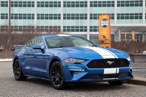 2019 Ford Mustang Colors by 2019 Exterior Colors California Special The Mustang