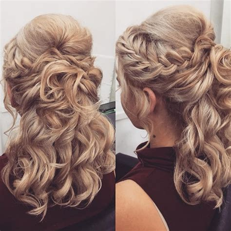 Bridal Hairstyles For Naturally Curly Hair Picture by 10 Pretty Bridal Hairstyles For Curly Hair Popxo