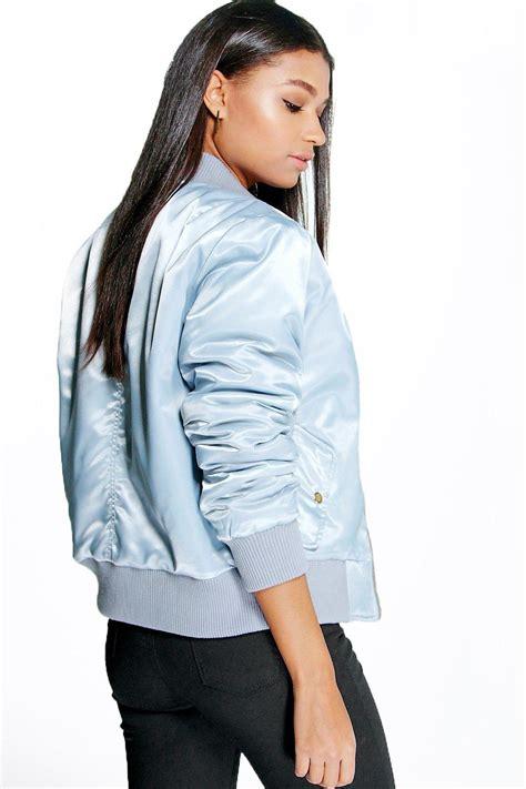 Jaket Bombber Scrimmer Light Grey Jaket Bomber Jaket Bomber jacket bomber jacket blue streetwear