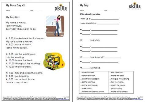 reading comprehension test year 2 rt e1 1 skills workshop