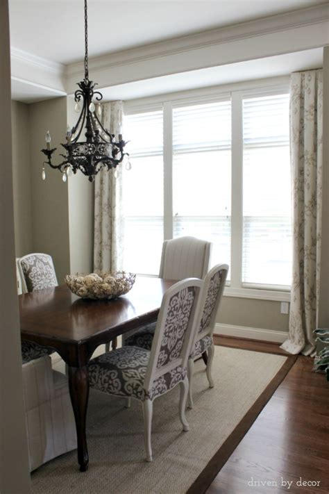 recessed window curtains window treatments for those tricky windows driven by decor