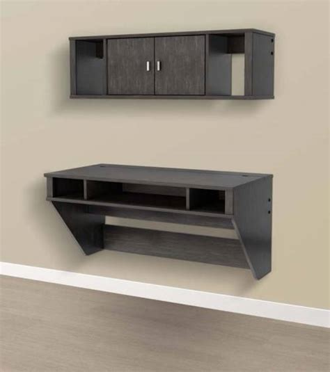 wall mounted desk hutch wall mounted desk hutch the interior design inspiration