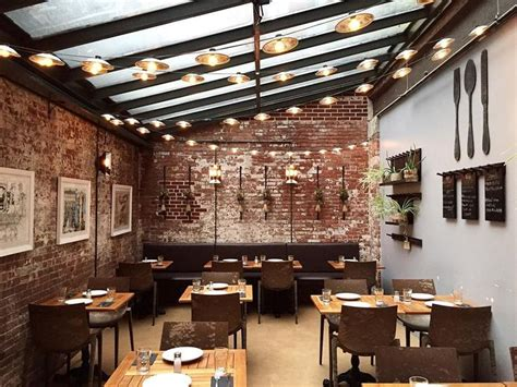 restaurant design ideas barbalu restaurant nyc pinteres