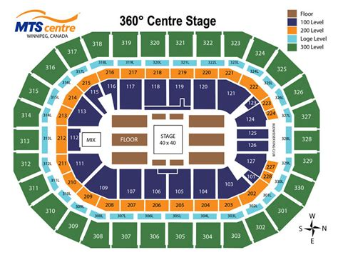 bell centre detailed seating chart bell center floor plan 0911 web bell centre seats new2