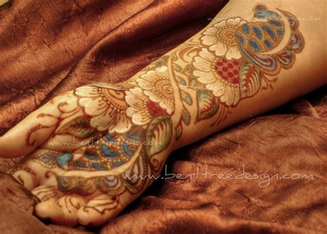 mehndi tattoo designs for girls mehndi design 2012 multi color mehndi designs for