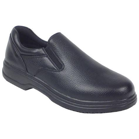 s deer stags 174 manager slip on shoes black 297272