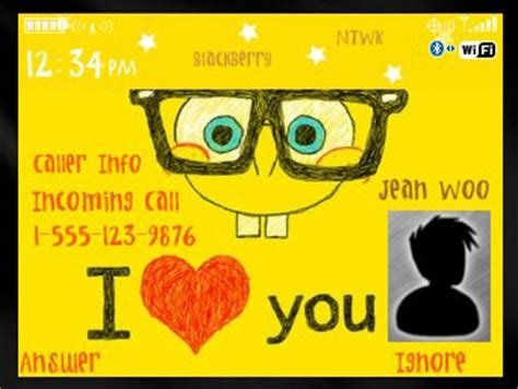 themes spongebob blackberry spongebob blackberry themes free download blackberry apps