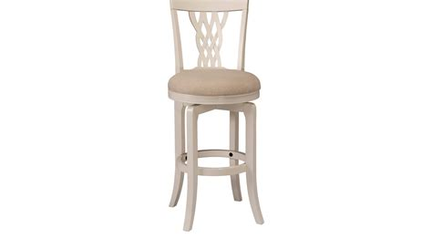 Counter Height Swivel Stool by Mari White Swivel Counter Height Stool