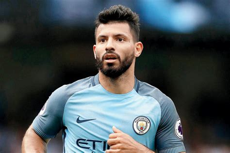 banned sergio aguero set to miss big manchester derby sports