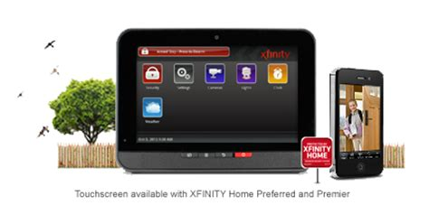 comcast xfinity top home security system reviews
