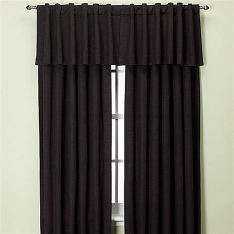 union square curtains union square rod pocket back tab window curtain panel and