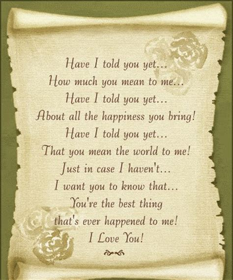 Letter To My Sweetheart A Great Feeling A Letter For My Sweet