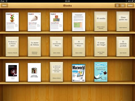 trae tus libros favoritos siempre contigo y leelos en tu ipad mytrendyphone blog