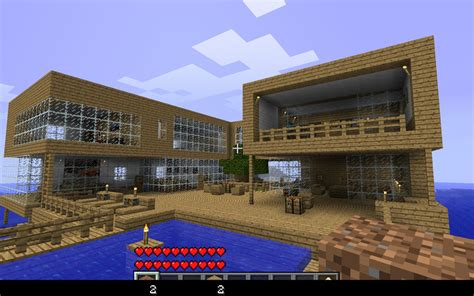 minecraft lake house drunk s modern lake house minecraft project