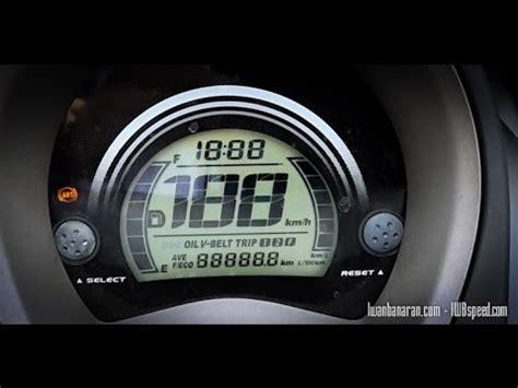 Smoke Nmax yamaha nmax 150 speedometer features