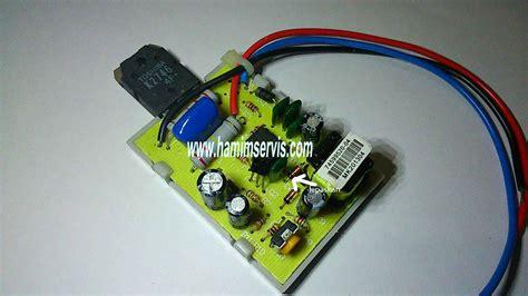Regulator Tv Lcd Sharp Aquos tips dan trik servis elektronik hamimservis