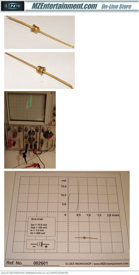 tunnel diode failure tunnel diode curve tracer 28 images k h mfg co ltd semiconductor curve tracer testing and