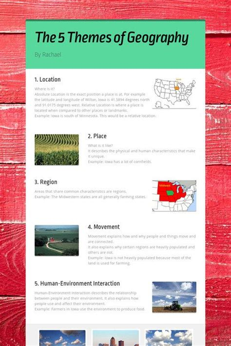 5 themes of geography for australia 253 best images about social studies on pinterest