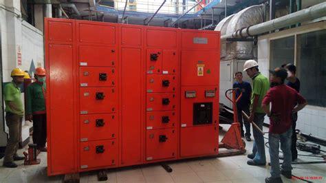 Panel Sdp instalasi sdp panel sinar alam